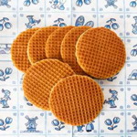 Dutch-food-Stroopwafels